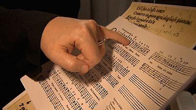 Hasta 80 canciones del siglo de oro hay en los textos de Cervantes.