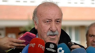 """Del Bosque: """"En la Eurocopa estaremos todos al nivel que nos exige la camiseta"""""""