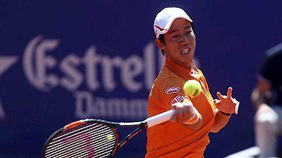 Trofeo Conde de Godó, 1ª semifinal: Benoit Paire vs Kei Nishikori - ver ahora