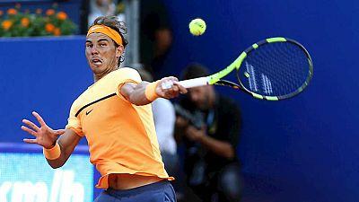 Tenis - Trofeo Conde de Godó, 2ª semifinal: Rafa Nadal vs Ph.Kohlschreiber - ver ahora