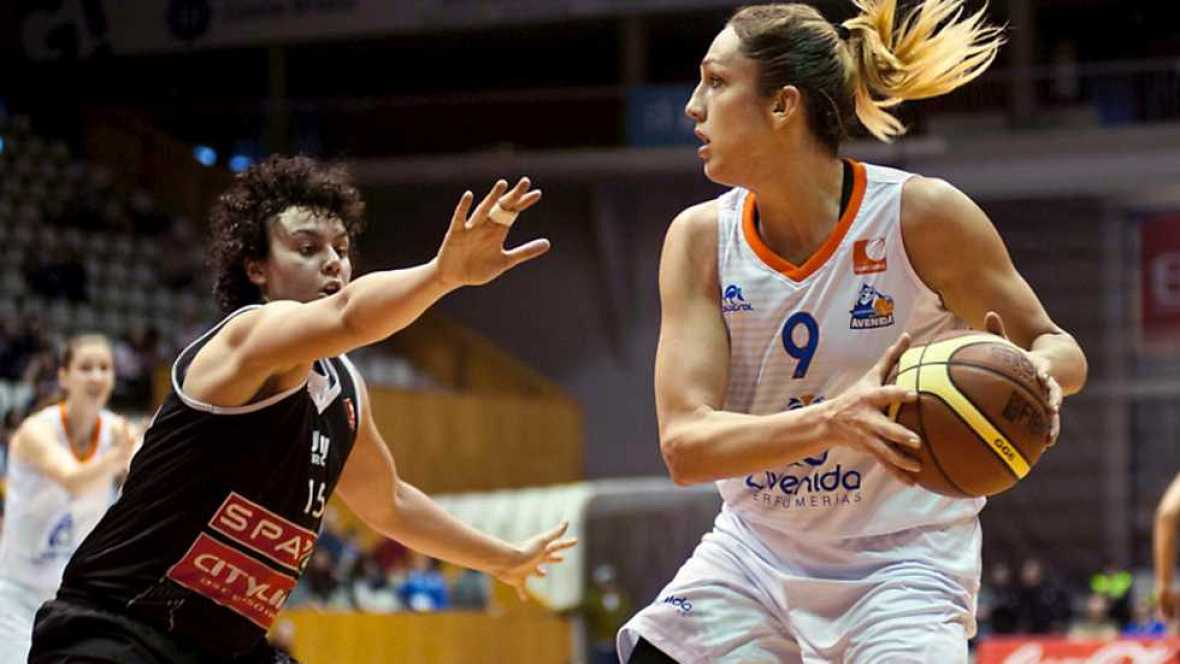 Baloncesto - Liga Femenina. Play Off. Final 3r. Partido: Perfumerias Avenida - Spar Citylift Girona, desde Salamanca - ver ahora