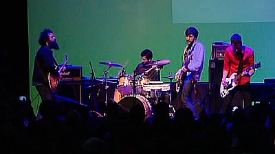 Toundra lleva el rock instrumental a lo más alto de las listas
