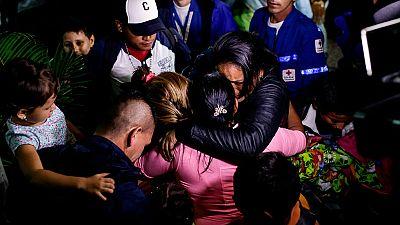 Ecuador decreta ocho días de luto por el terremoto