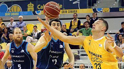 Herbalife Gran Canaria 98 - 85 Mora Banc Andorra