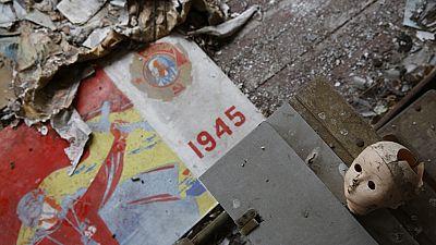30 años del desastre de Chernóbil