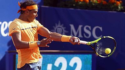 Tenis - Trofeo Conde de Godó, final: Rafa Nadal vs Kei Nishimori - ver ahora