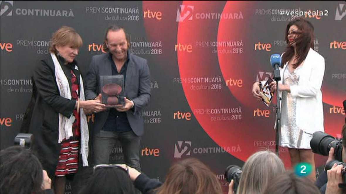 Vespre a La 2 - Premis Continuar� 2016
