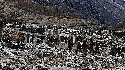 Se cumple un año del seísmo que devastó Nepal
