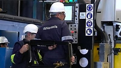 El astillero de Puerto Real comienza a fabricar los cuatro petroleros encargados por la naviera del Grupo Ibaizábal