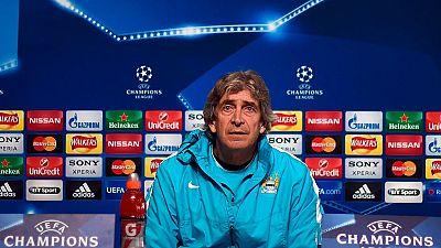 """Pellegrini: """"No queremos conformarnos con las semifinales"""""""
