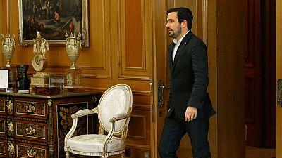 """Garzón califica como """"fracaso político"""" la posible convocatoria de nuevas elecciones"""