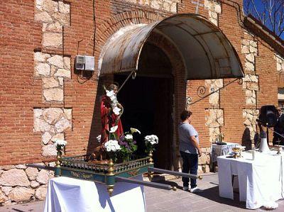 Chiloeches celebra San Marcos