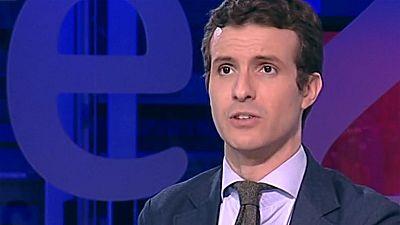 """El PP ve """"poco margen"""" para un pacto y Rajoy trasladar� al rey que no tiene apoyos para ser investido"""