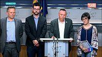 Compromis ofrece un pacto de �ltima hora a PSOE y Podemos