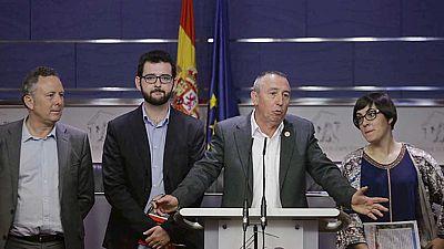 Compromís propone al PSOE un 'acuerdo a la valenciana' con Podemos, sus confluencias e IU