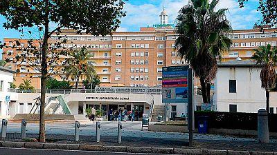 Detenida una pareja en Sevilla por la muerte de un niño de año y medio