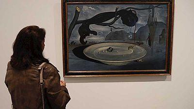 El arte de la posguerra, en el Reina Sofía