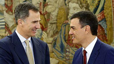 Sánchez traslada al rey que no tiene apoyos suficientes y culpa a Iglesias de que no haya gobierno del cambio