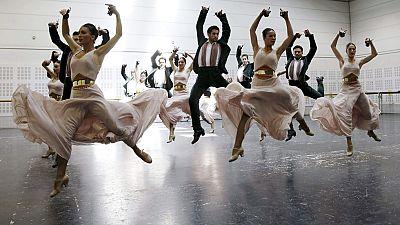 El Ballet Nacional de España se encuentra de gira en China