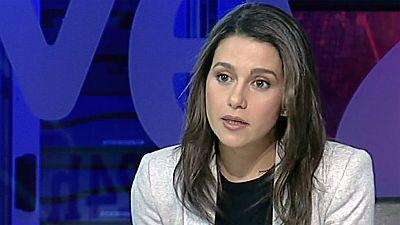 """In�s Arrimadas advierte de que no habr� """"grandes milagros"""" si se repiten las elecciones generales"""