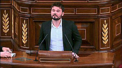 El Debat de La 1 - El republic� Gabriel Rufi�n  - Avan�