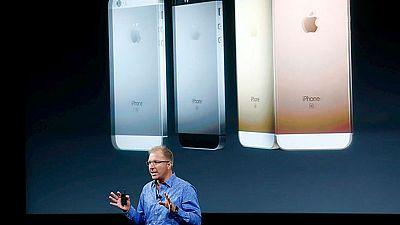 Las ventas de iPhones caen por primera vez en la historia