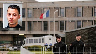 Salah Abdeslam ya est� en manos de la justicia de Francia