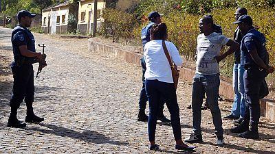 Detienen al principal sospechoso del asesinato de once personas en un cuartel militar en Cabo Verde