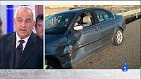 Guardia Civil mata a un conductor en la A-3