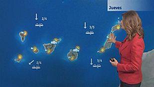 El tiempo en Canarias - 28/04/2016