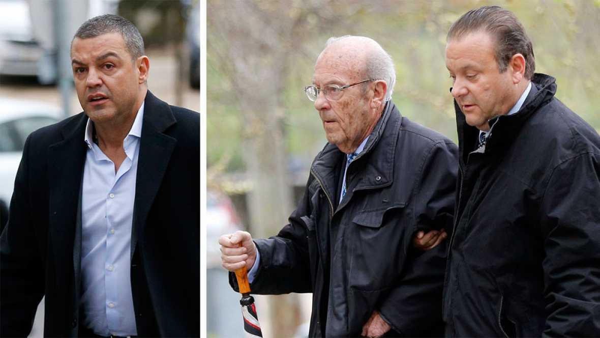 La Fiscal�a mantiene la petici�n de cuatro a�os para Flores y rebaja la pena para los doctores del Madrid Arena