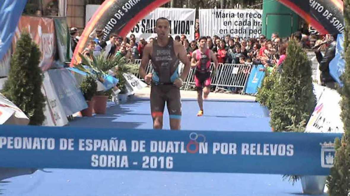 Triatlón - Campeonato de España de Duatlón por Equipos y Relevos - ver ahora