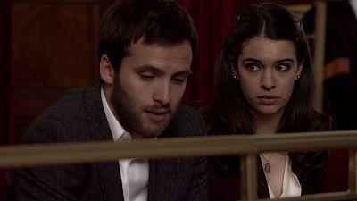 "Cu�ntame c�mo pas� - Julia, a Carlos: ""�Es que tu familia no sabe perdonar?"""