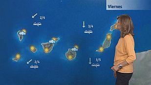 El tiempo en Canarias - 29/04/2016