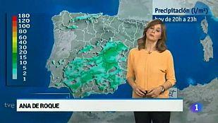 El tiempo en Extremadura - 29/04/16