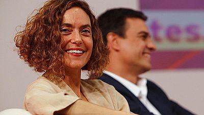 Meritxell Batet confirma su voluntad de ser candidata del PSC a las generales en lugar de Carme Chac�n