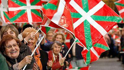 La organizaci�n de Eurovisi�n incluy� la ikurri�a en una lista de ense�as prohibidas