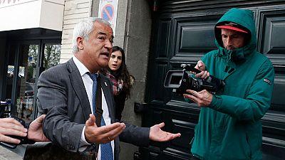 El juez Pedraz sit�a al presidente de Ausbanc como cabecilla de la trama criminal