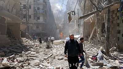 Un nuevo bombardeo en Alepo ha alcanzado una clínica en zona rebelde
