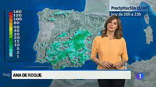 El tiempo en Andalucía - 29/04/2016