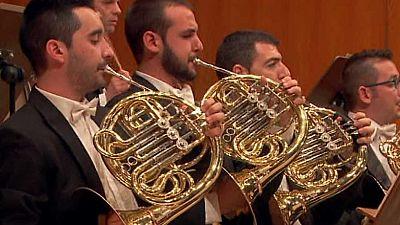 Los conciertos de La 2 - ORTVE A-15 (Temporada 2015-2016) - ver ahora