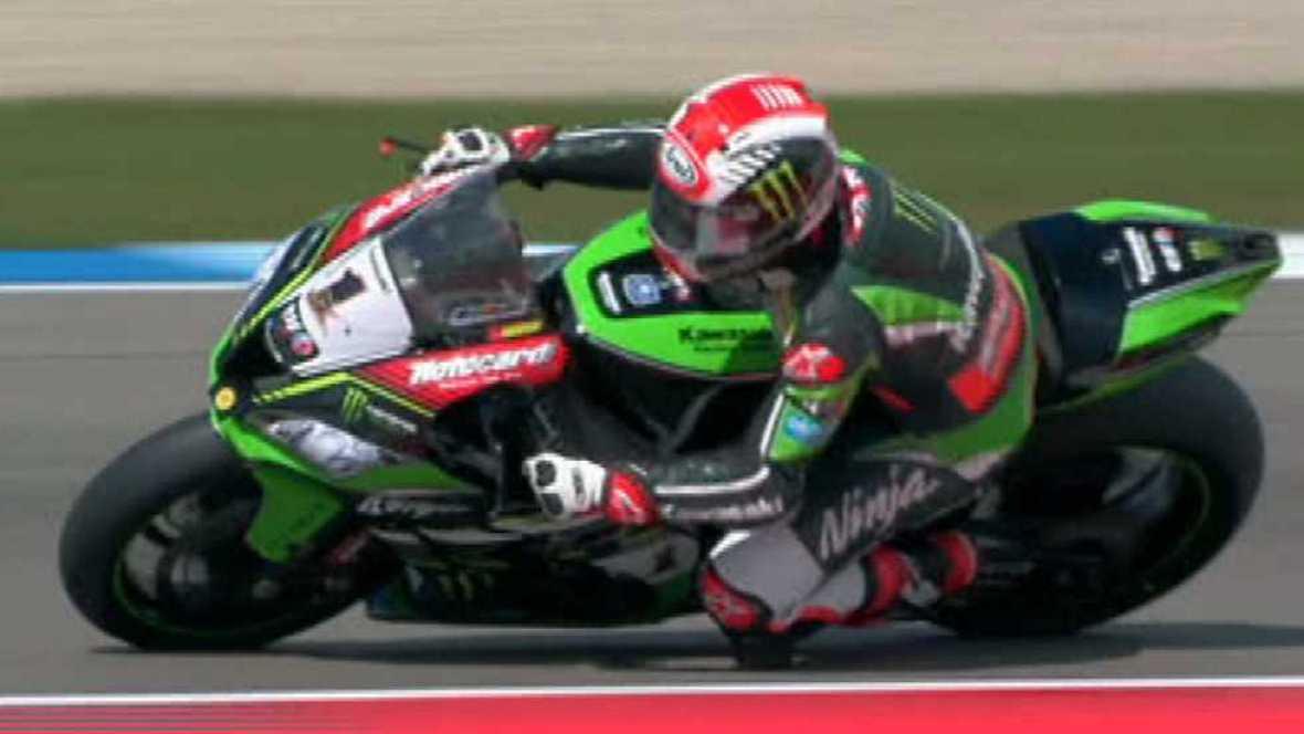 Motociclismo - Campeonato del Mundo Superbike. WSBK 1ª carrera. Prueba Imola - ver ahora