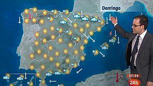 Subida de temperaturas en el Mediterráneo y viento en Pirineos y Baleares