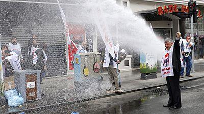 Manifestaciones en todo el mundo por el 1 de Mayo