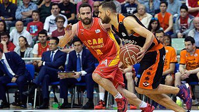 UCAM Murcia 80-62 Valencia Basket