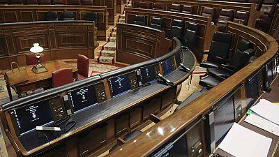 Se disuelven las Cortes y el 3 de mayo empieza un nuevo ciclo electoral