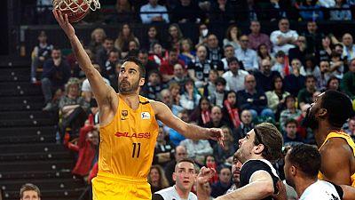 Dominion Bilbao Basket 55-77 FC Barcelona Lassa