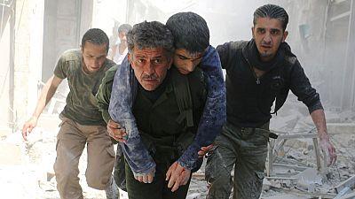 """Siria está """"fuera de control"""". Así lo ha reconocido John Kerry, jefe de la diplomacia estadounidense"""