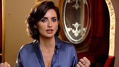 Penélope Cruz no ha dudado en interpretar 'La Reina de España'