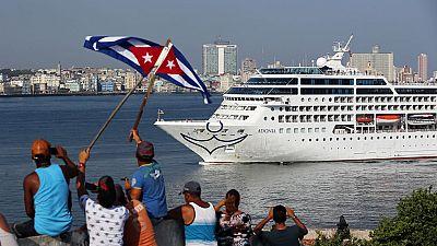 Llega a La Habana el primer crucero de EE.UU. en más de 50 años